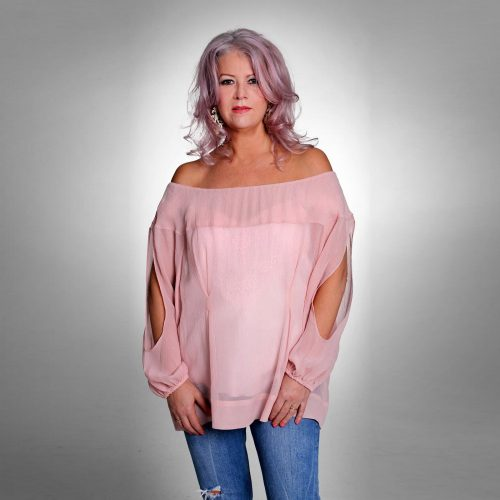 Romantic Chiffon Blouse