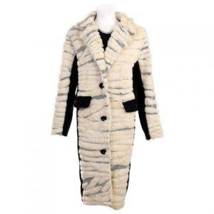Eco Fur Coat