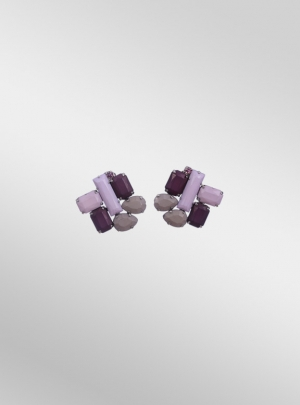 Rosé Earrings