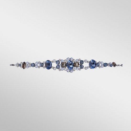 Topaz Blue Bracelet