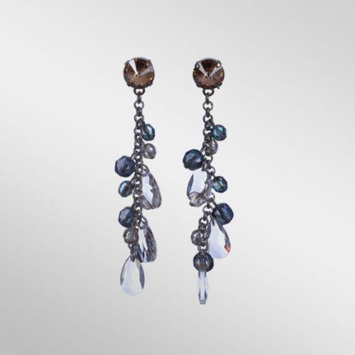 Topaz Blue Earrings